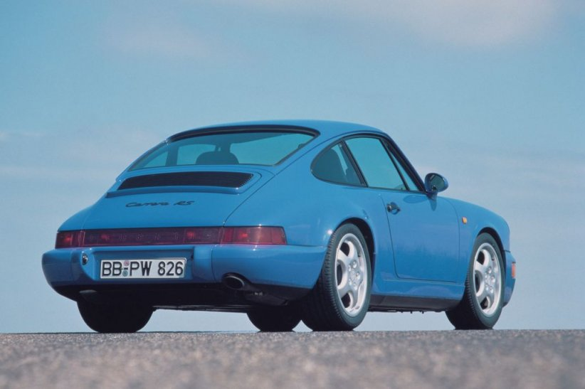 Porsche 911 Carrera RS type 964 (1992)