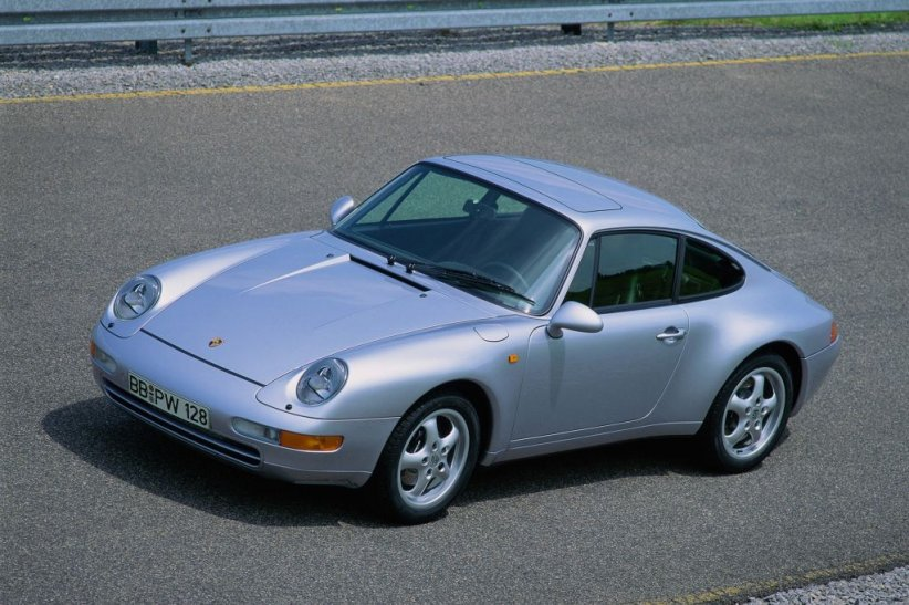 Porsche 911 Carrera Coupé type 993 (1994)