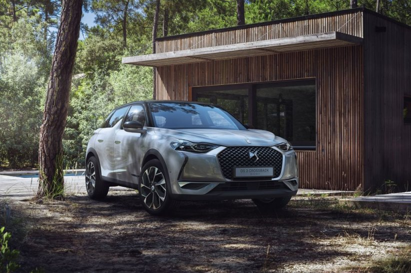 DS3 Crossback E-Tense