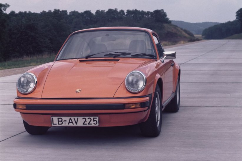 Porsche 911 Carrera 2.7 Coupé (1974)