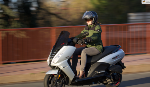 Peugeot Scooters Citystar 125 Euro4 PowerMotion