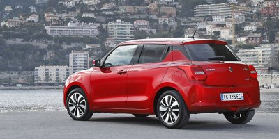 SUZUKI Swift 1.0 Boosterjet Hybrid SHVS Pack