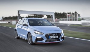 HYUNDAI i30 N 2.0 T-GDi 275 Pack Performance