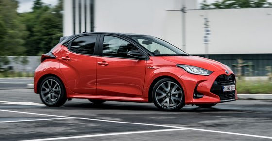 TOYOTA Yaris Hybride Collection (2020)