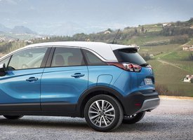 OPEL Crossland X 1.2 Turbo 130 ch Innovation