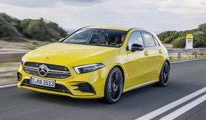 MERCEDES A35 AMG 4 Matic