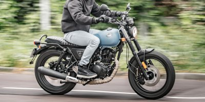 Archive Motorcycle AM64 Scrambler