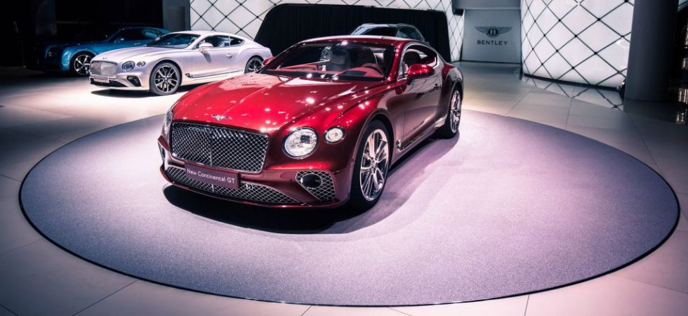 BENTLEY Continental GT III