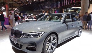 BMW Serie 3 Touring (G21)