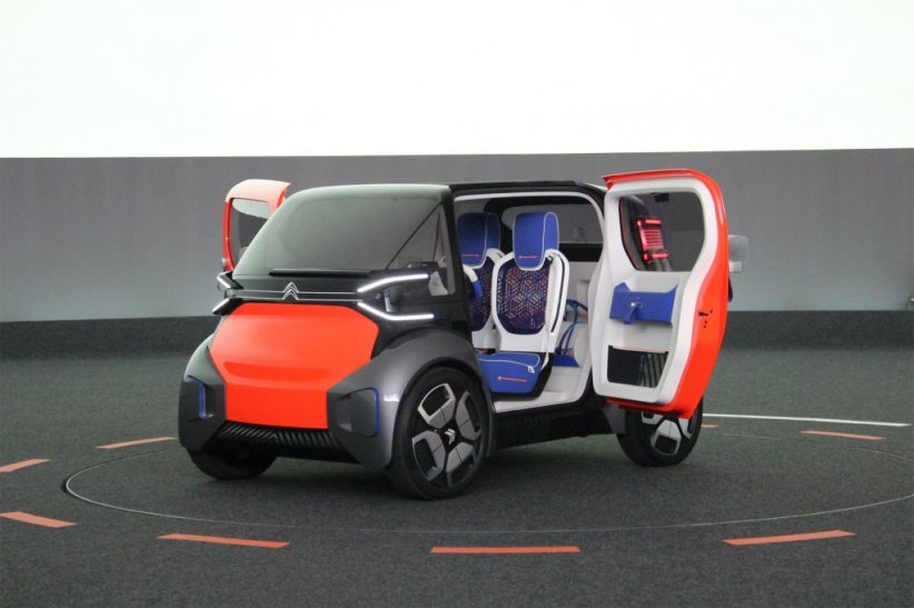 CITROEN Ami One