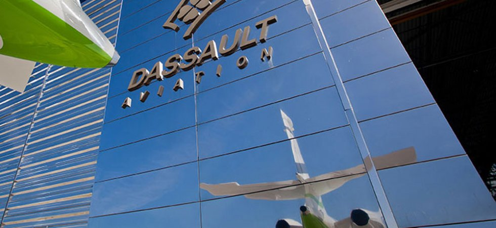Dassault Aviation : le Falcon 2000 Albatros en renfort de la Marine nationale