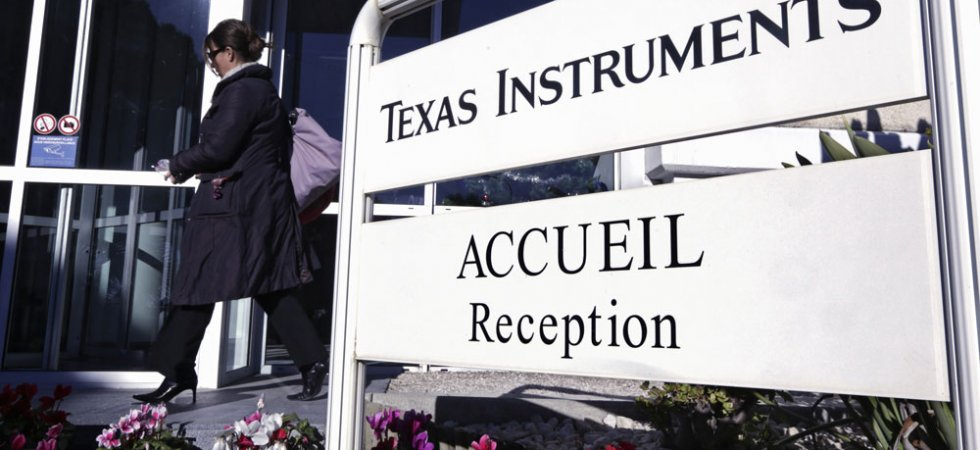 STMicroelectronics attaqué à cause de Texas Instruments