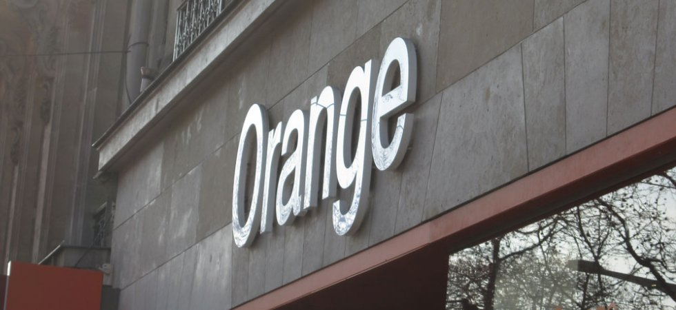 Orange : sous pression
