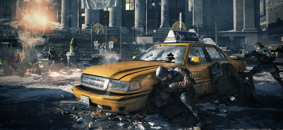 Ubisoft, 'The Division' arrive