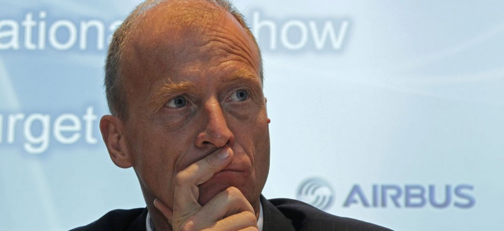 Airbus : Tom Enders se défend