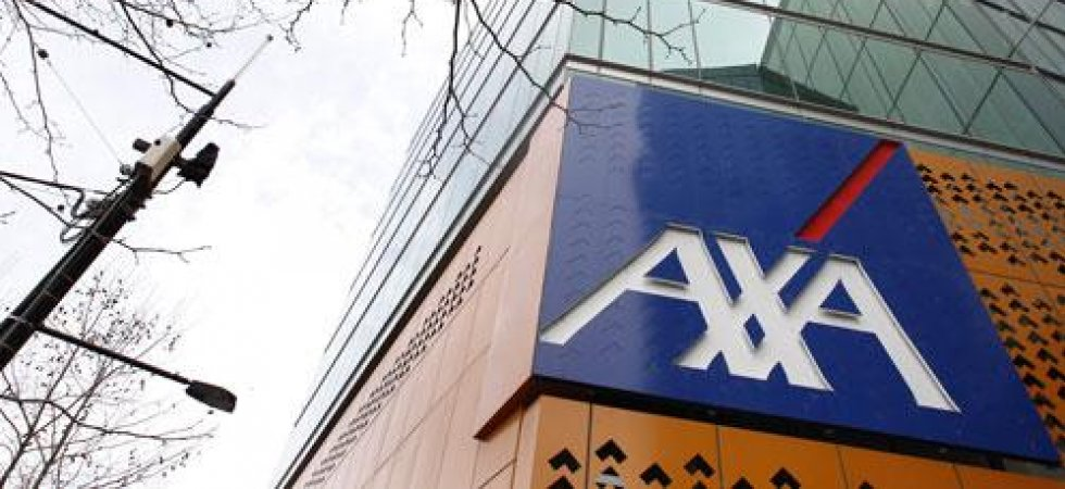 Axa : augmentation du nombre d'actions par levées d'options