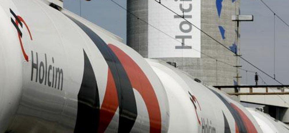 Lafarge / Holcim : l'OPE couronnée de succès