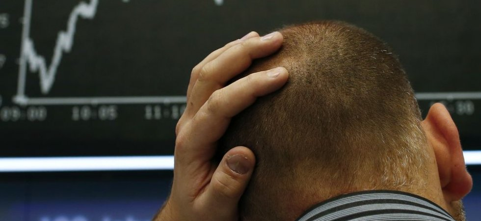 Mi-séance Paris : le CAC40 poursuit sa correction