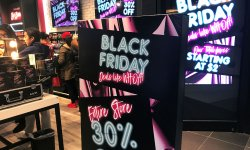 "Près de 19 milliards d'euros de ventes sur internet en France à l'occasion du ""Black Friday"" ?"