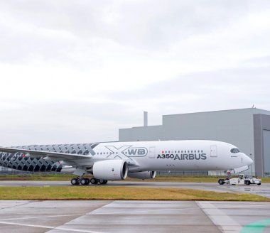 Airbus : Air China a reçu son premier A350-900