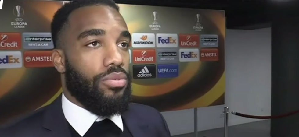 Lacazette : ''On n'a pas respecté le football''