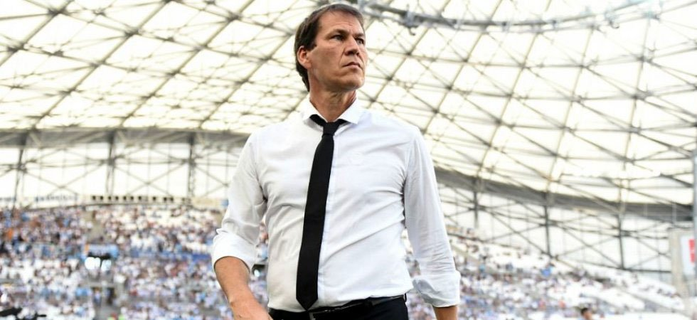 L1 - Marseille : Rudi Garcia attend du renfort