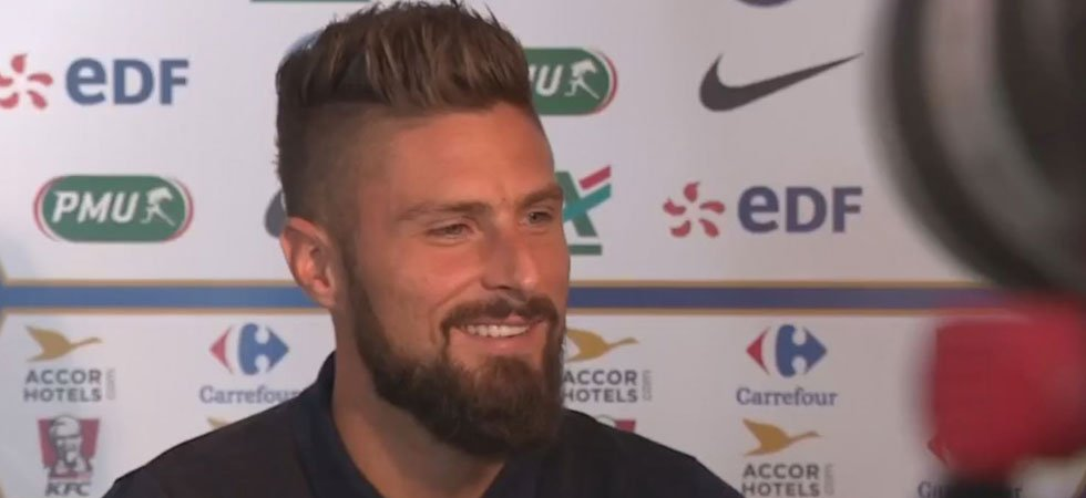 Euro 2016, affaire Benzema... Les confessions d'Olivier Giroud