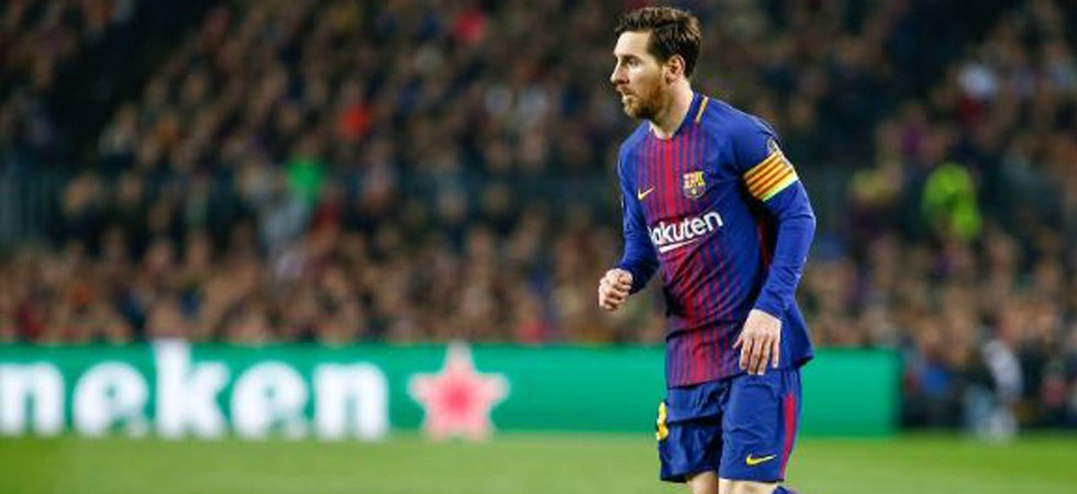 Lionel Messi va s'entraîner au Real Madrid