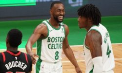 NBA : Boston finit bien, pas les Clippers
