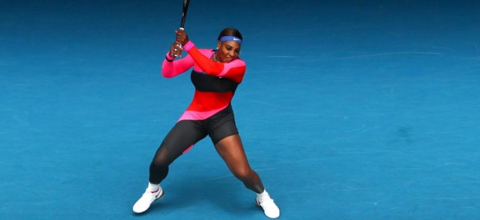 Open d'Australie : La tenue de Serena Williams fait sensation