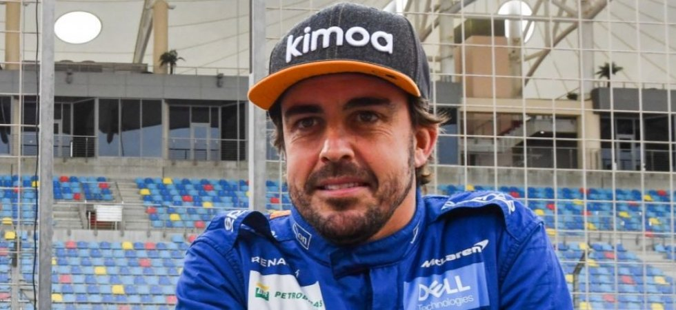 F1 - Renault : Les explications d'Alonso