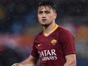 AS Rome : Cengiz Under signe à Leicester