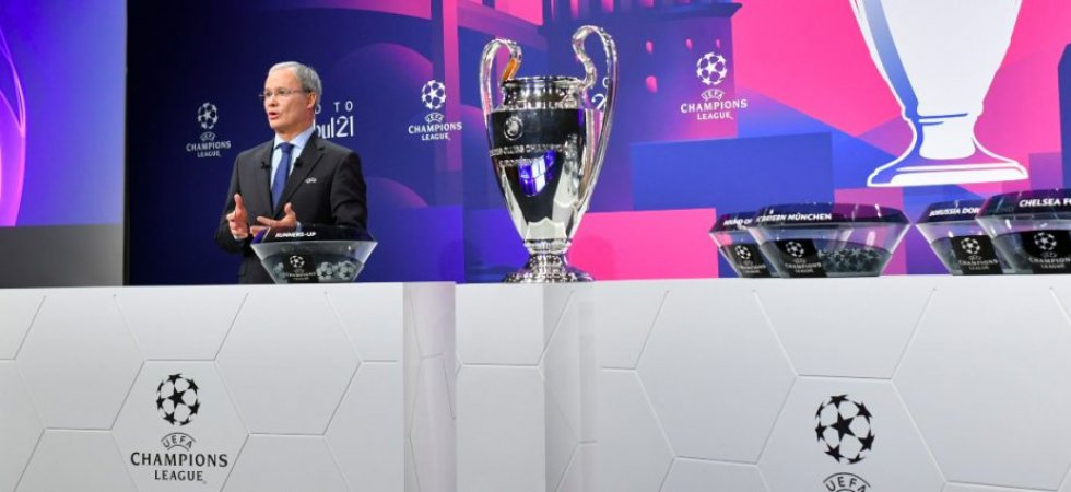 Football - Ligue des Champions : Revivez le tirage au sort des quarts de finale