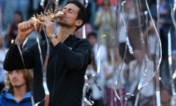 ATP : Djokovic zappe Madrid