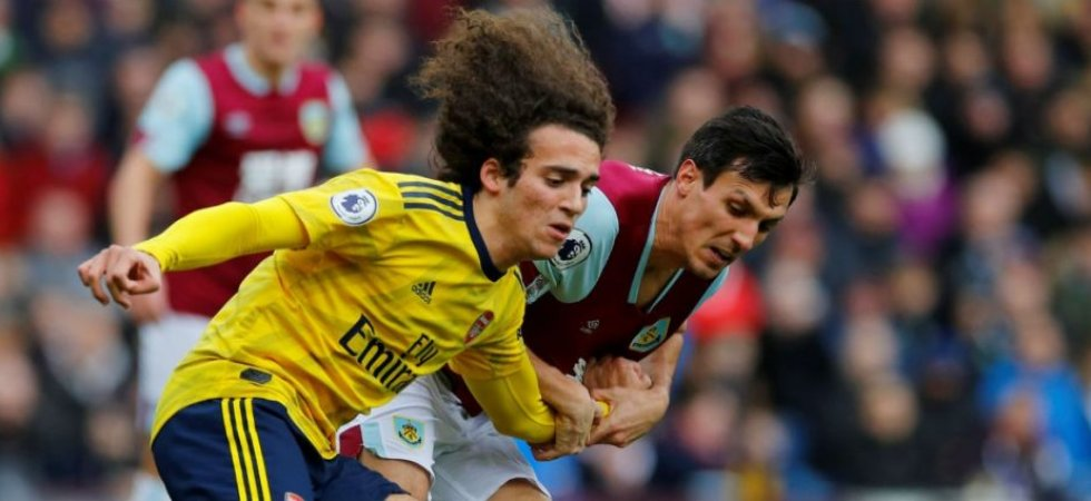 Accroché par Burnley, Arsenal reste à l'arrêt / Premier League (J25)