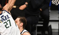 NBA : Golden State s'offre Utah malgré un Gobert record, Philadelphie cartonne, les Clippers balayés, Boston enfonce Houston