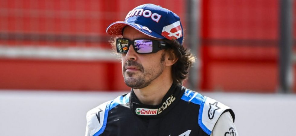 GP de Bahreïn : Alonso contraint à l'abandon... à cause d'un emballage de sandwich