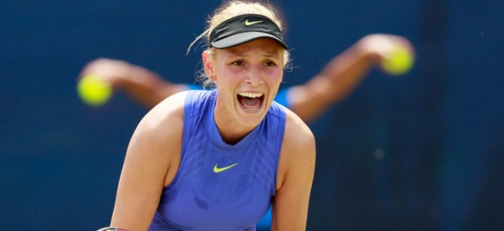 Vekic poursuit sa route