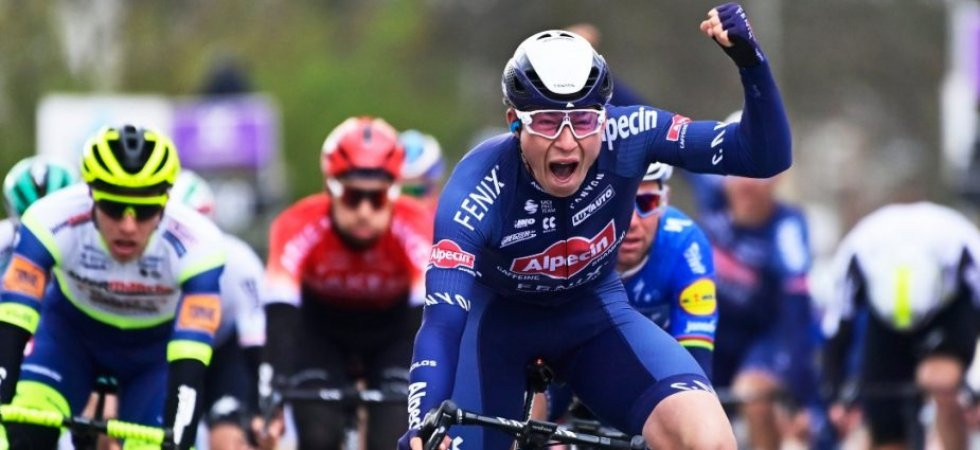 GP de l'Escaut : Philipsen plus fort que les Deceuninck-Quick Step
