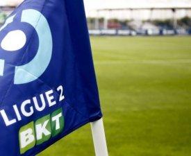 Ligue 2 Football Actualite Et Classement Ligue 2 Calendrier Et Resultats