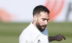Real Madrid : Mauvaise nouvelle pour Carvajal