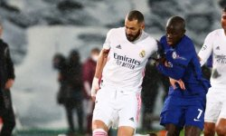 Ligue des Champions : Les compositions de Chelsea - Real Madrid