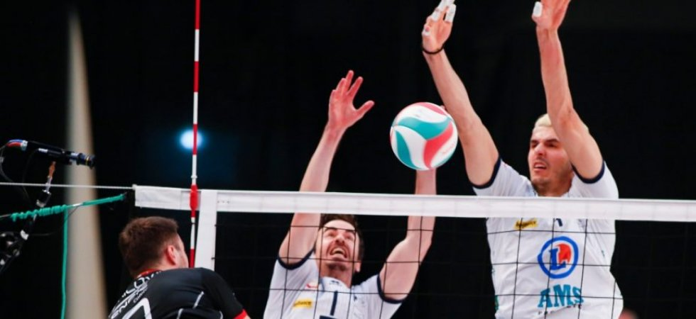 Ligue A (H/J25) : Tours facile, Tourcoing s'enfonce