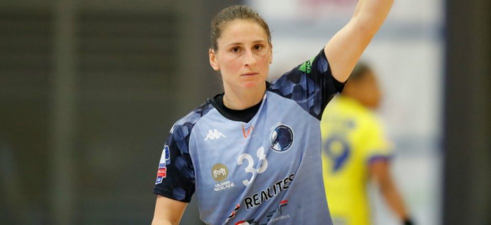 Ligue Butagaz Energie (play-offs) : Chambray dans le Top 4