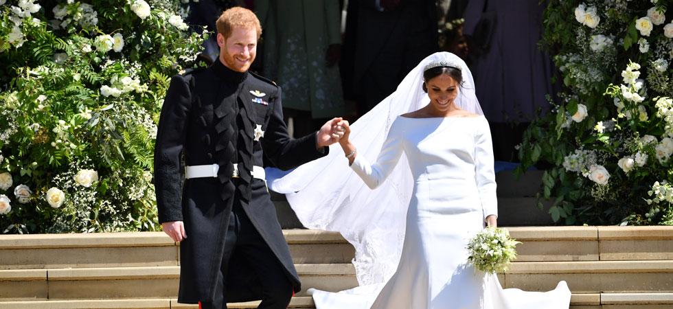 Le mariage de Meghan Markle et du prince Harry