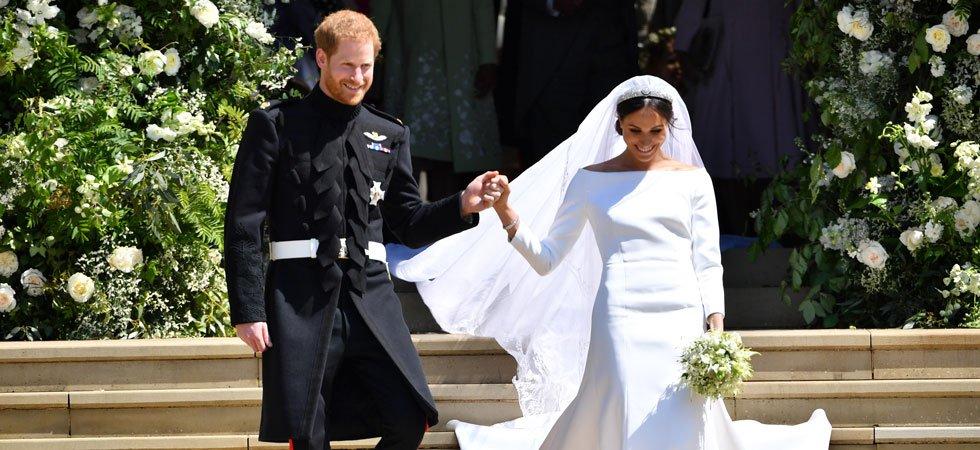 Audiences: des millions de Français ont suivi le mariage