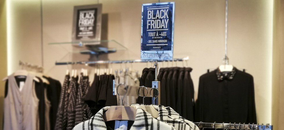 Black Friday : le report en bonne voie