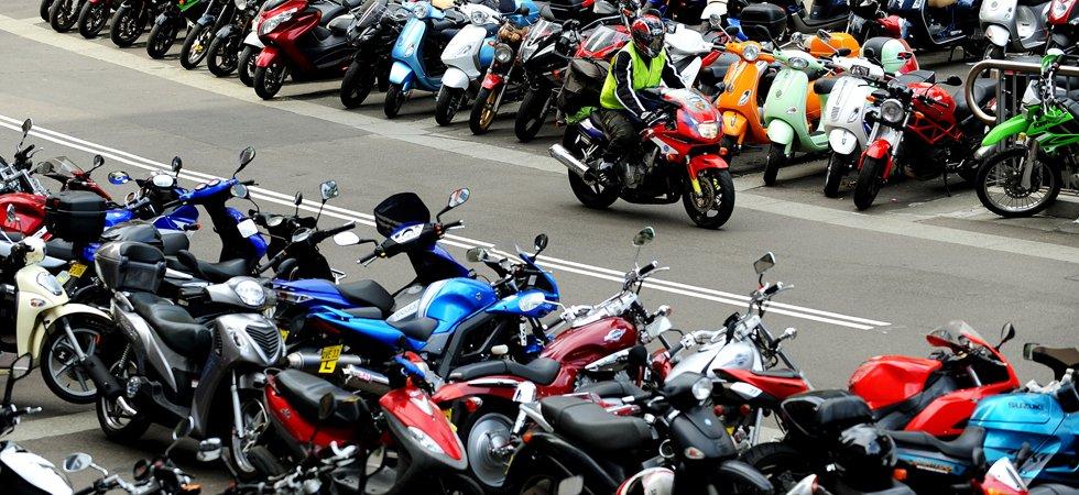 Val-de-Marne: le stationnement devient payant pour les deux-roues motorisés dans deux villes