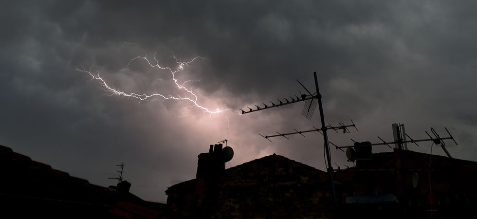 Orages : 10 départements du sud de la France en vigilance