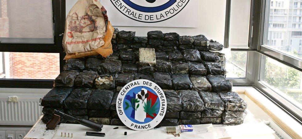660 Kg De Cocaine Saisis Au Port Du Havre